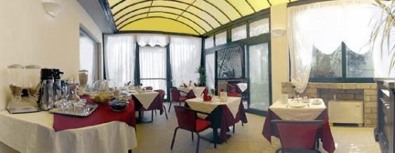 Hotel I' Fiorino-Sala Colazioni