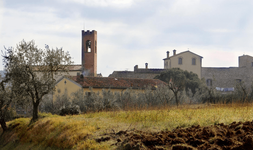 Hotel I' Fiorino in Capraia fiorentina