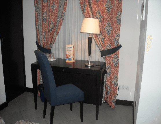 Hotel I' Fiorino-single room Superior