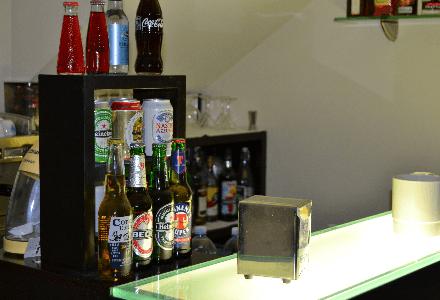 Hotel I' Fiorino-il bar