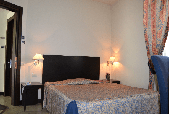 Hotel I' Fiorino-double room for 1 person