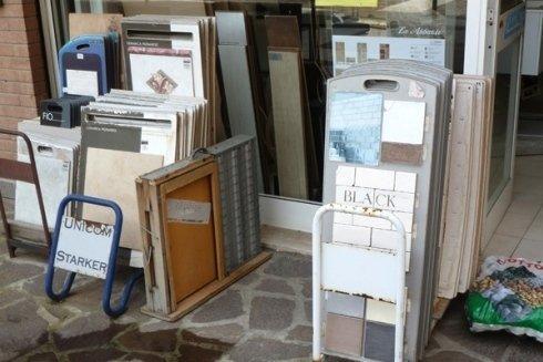 materiali per pavimentazioni e rivestimenti