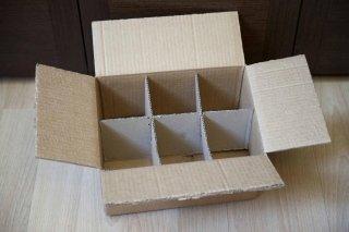 scatoloni in cartoni ondulati