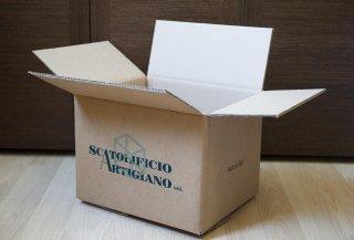 scatole con grafica personalizzata