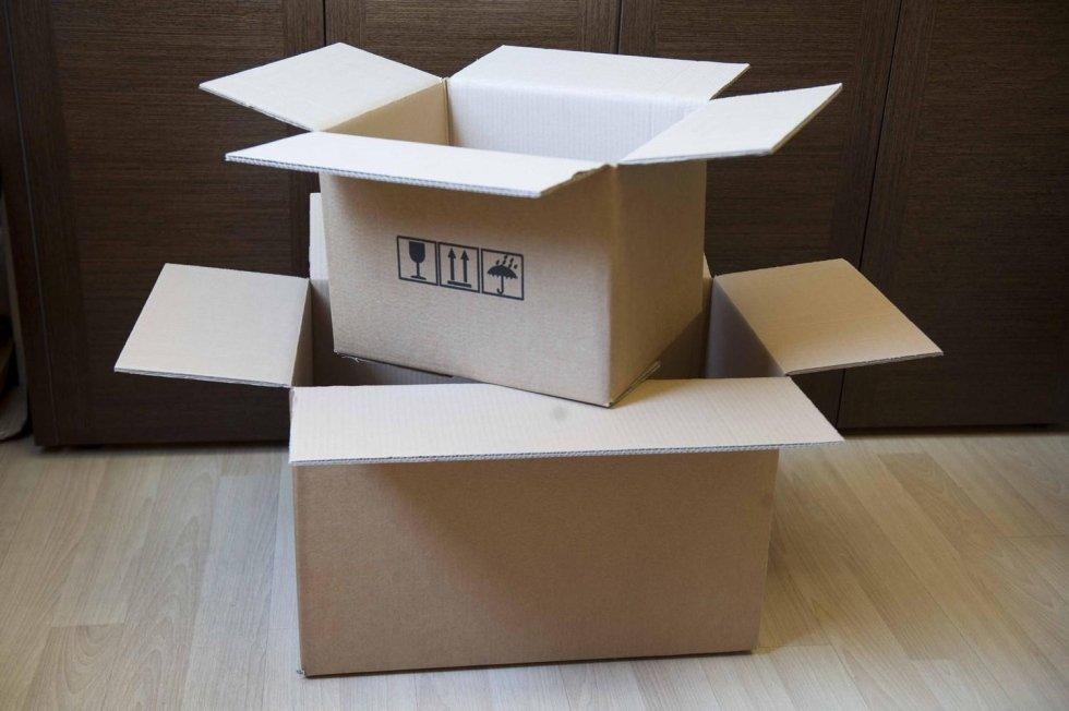 scatoloni in cartone