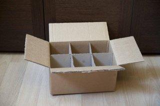 scatola trasporto oggetti fragili