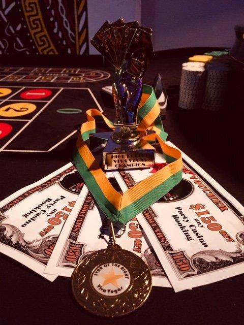 Casino Games Hire Perth