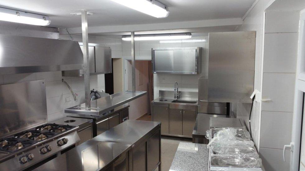 arredamento cucine ristoranti