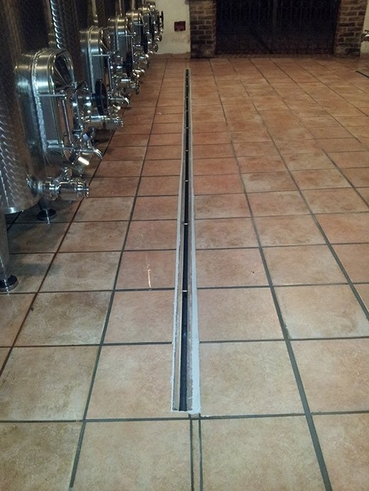 canalette a pavimento