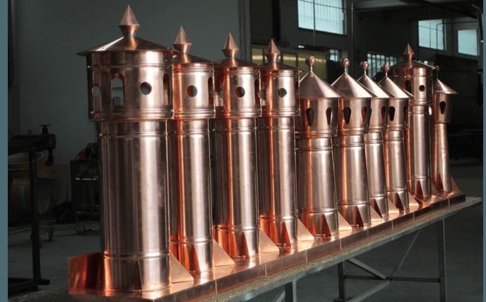 carpenterie metalliche leggere