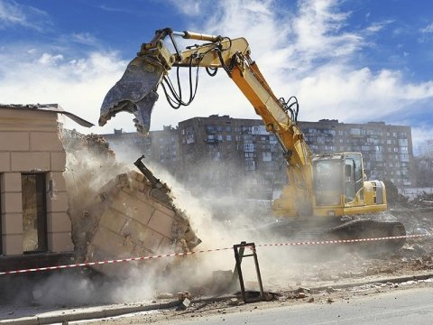 servizio demolizioni industriali