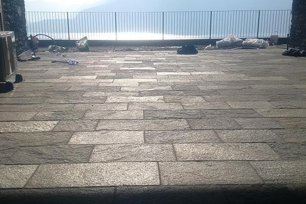 pavimentazione esterno