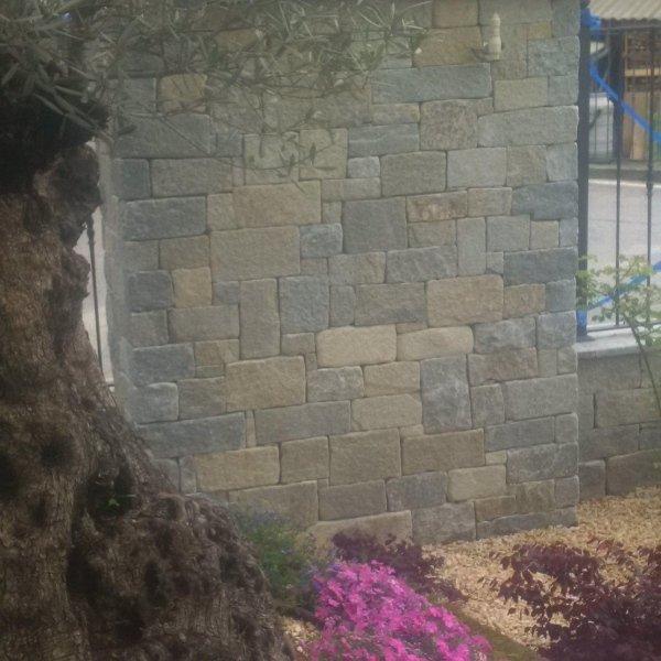 Rivestimento sottile pietra di Luserna