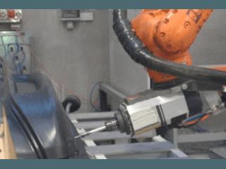 taglio robotizzato