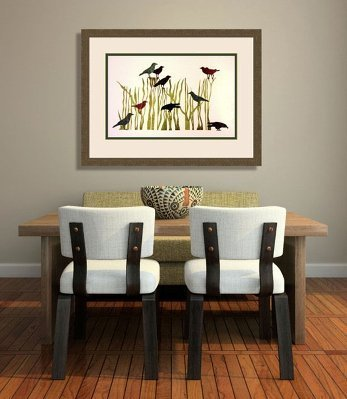 custom picture framing Vancouver