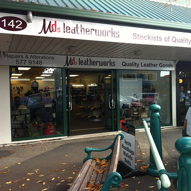 Leather goods in The Bay of Plenty