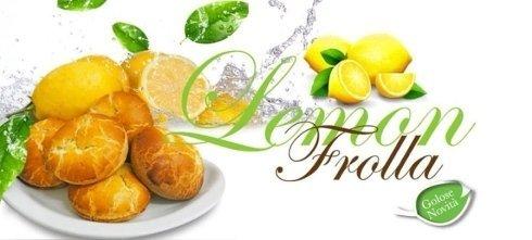 Frolla al limone.