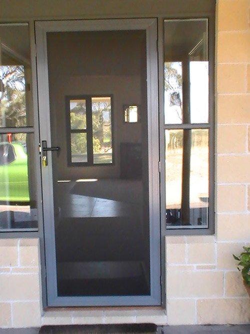 screen doors seymour seymour flyscreens doors. Black Bedroom Furniture Sets. Home Design Ideas