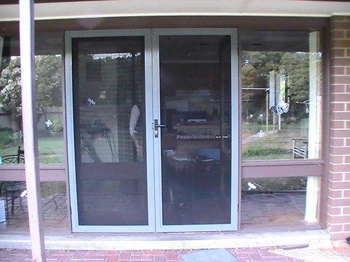 Flyscreens. view all & Screen Doors | Seymour | Seymour Flyscreens u0026 Doors