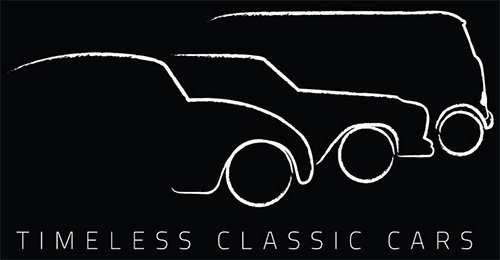 Timeless classic cars logo