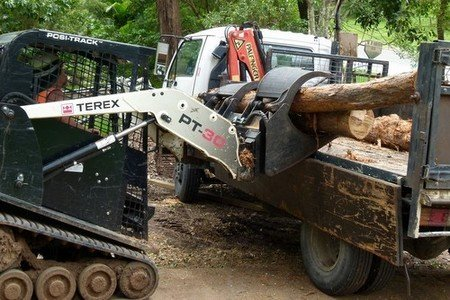 log transportation