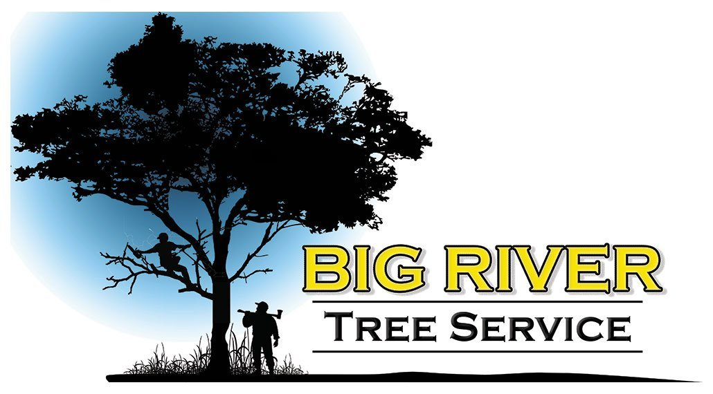 Big river tree service logo