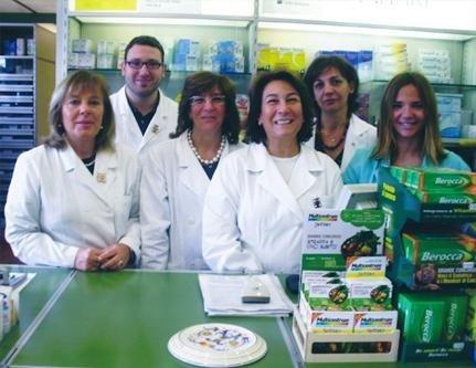 farmacia staff