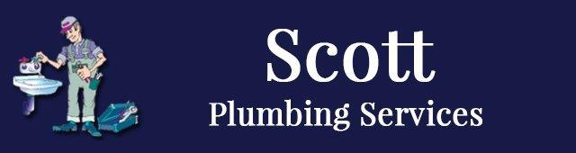 scott plumbing services logo