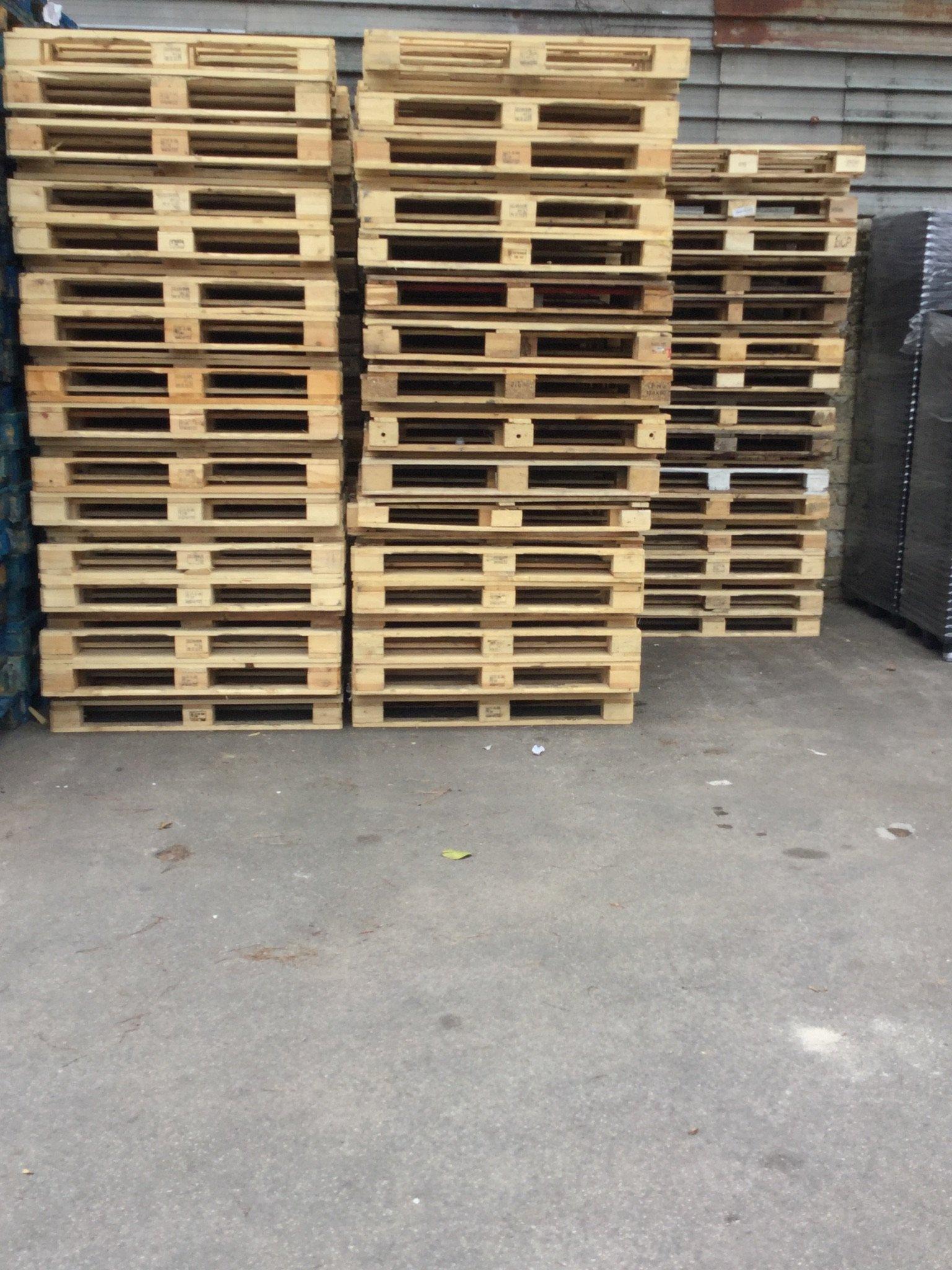 serie di pallets