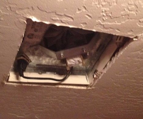 Exhaust fan after