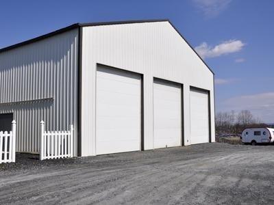 Pitture capannoni industriali