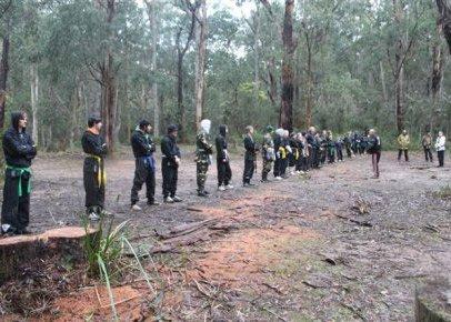 ninja camp 1