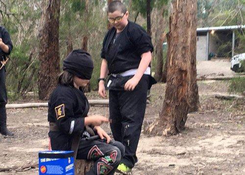 ninja training 5