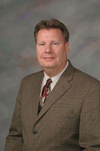 Portrait of Chris A. Johnson