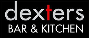 DEXTERS BAR AND KITCHEN LOGO
