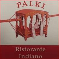 RISTORANTE INDIANO PALKI - LOGO