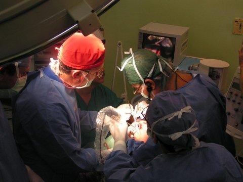 chirurgia otorinolaringoiatra
