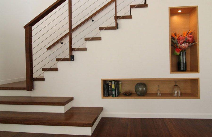 Modo boceto en una escalera de revit for Huecos de escaleras modernos