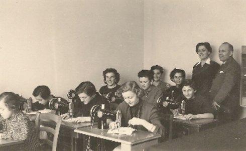 Foto storica sartine