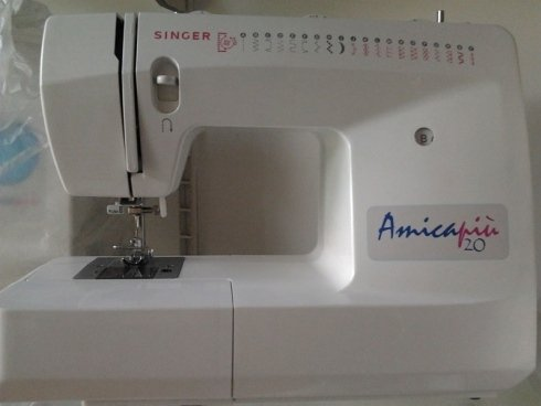 Manutenzione macchine da ricamo