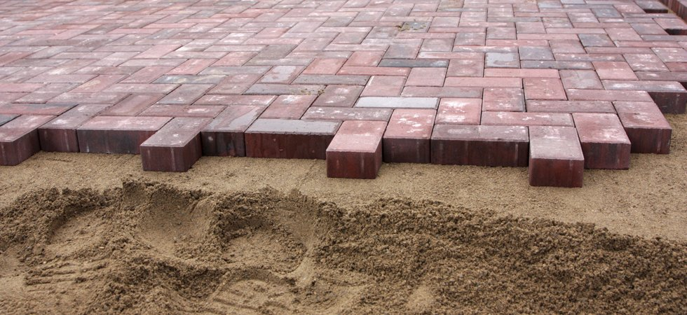 bricks paving