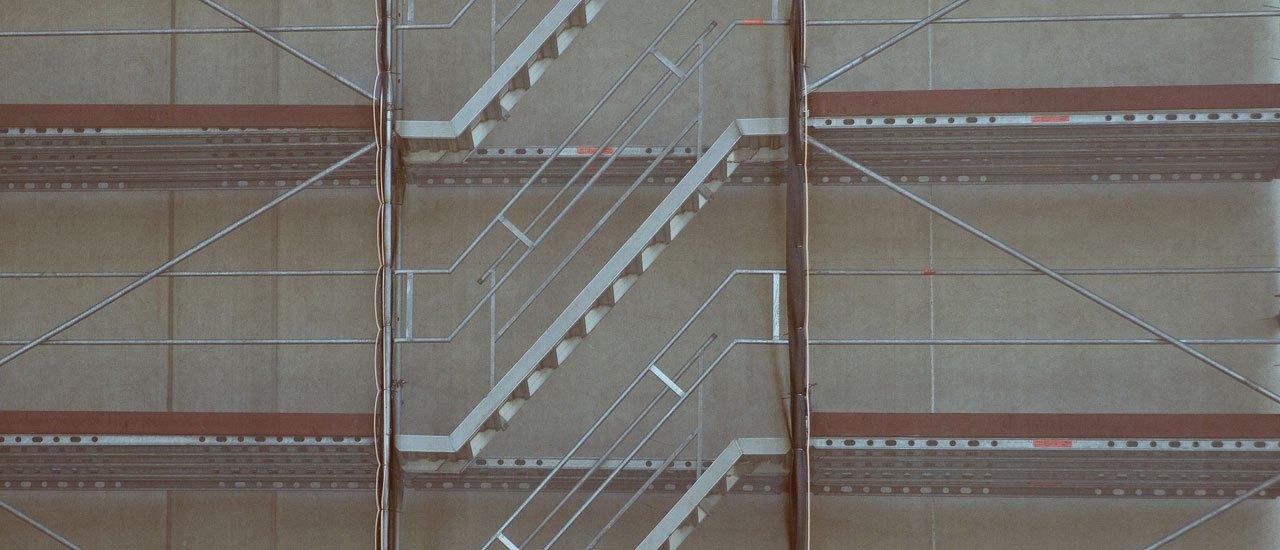 sturdy scaffolding