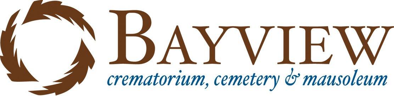 Bayview logo: crematorium, cemetery, mausoleum