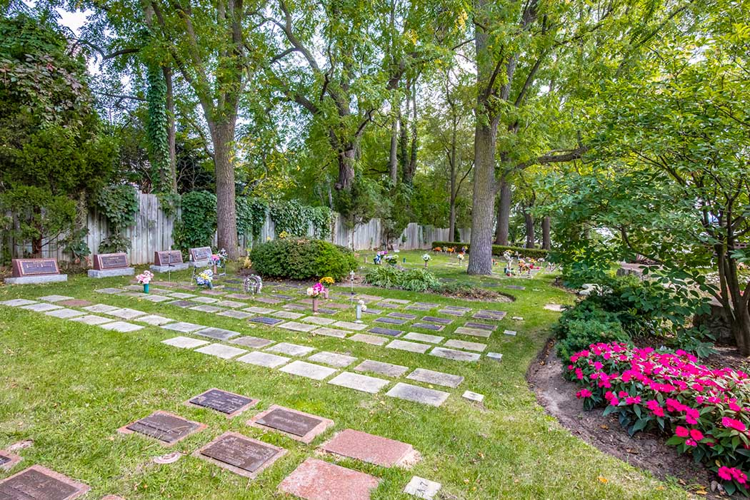 Bayview Cemetery Cremation Burial Plots