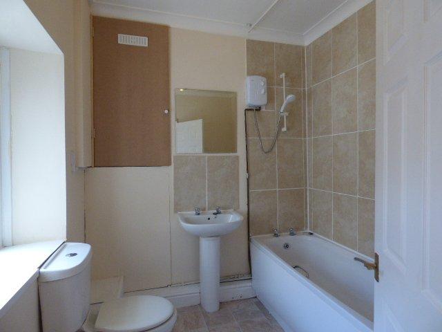House for sale. Blaengarw Road. Bathroom