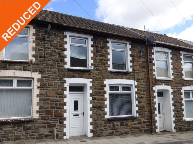 House for sale. Blaengarw Road