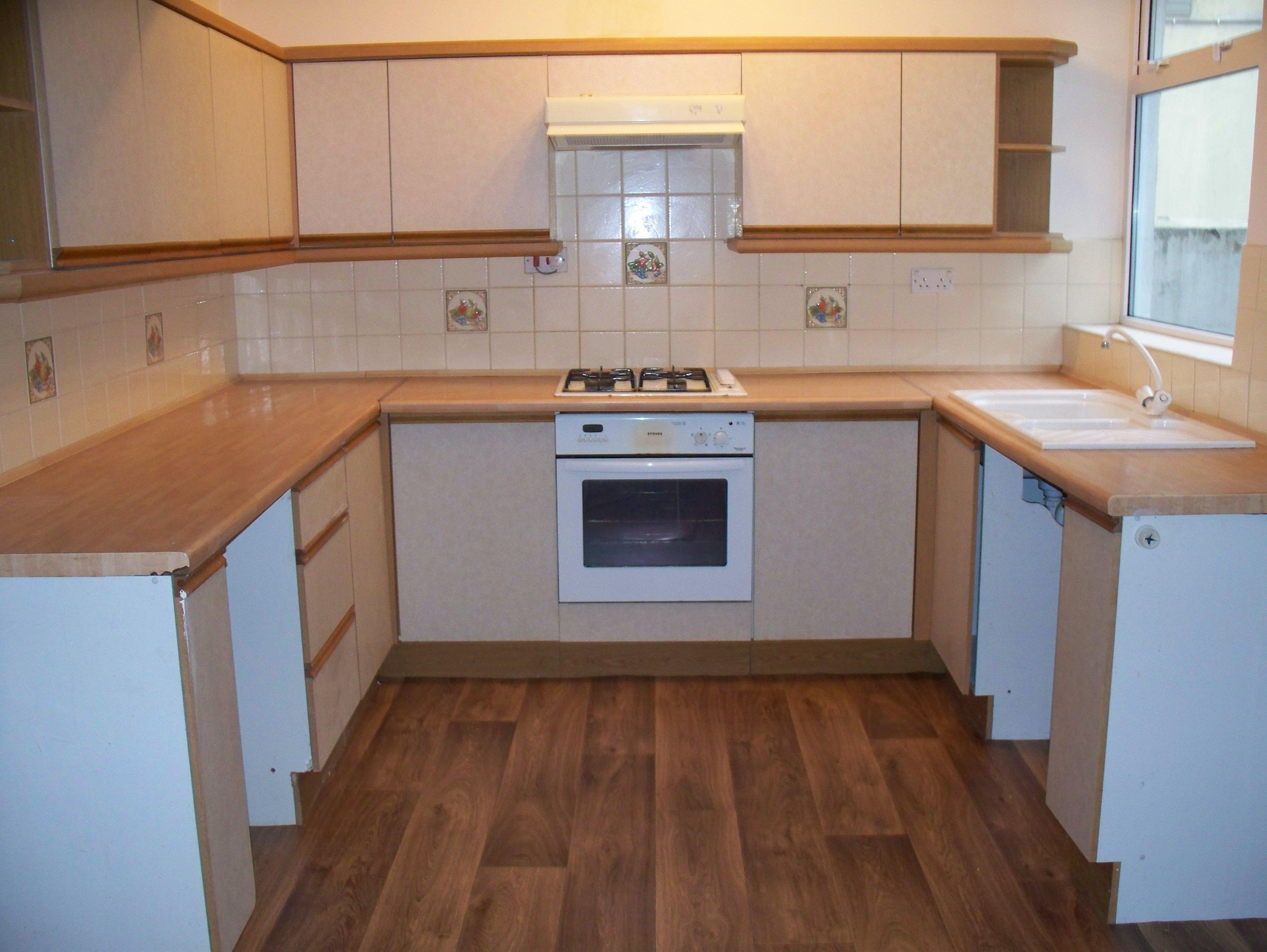 Wisemove. Property for sale. King Edward Street, Blaengarw.  Kitchen