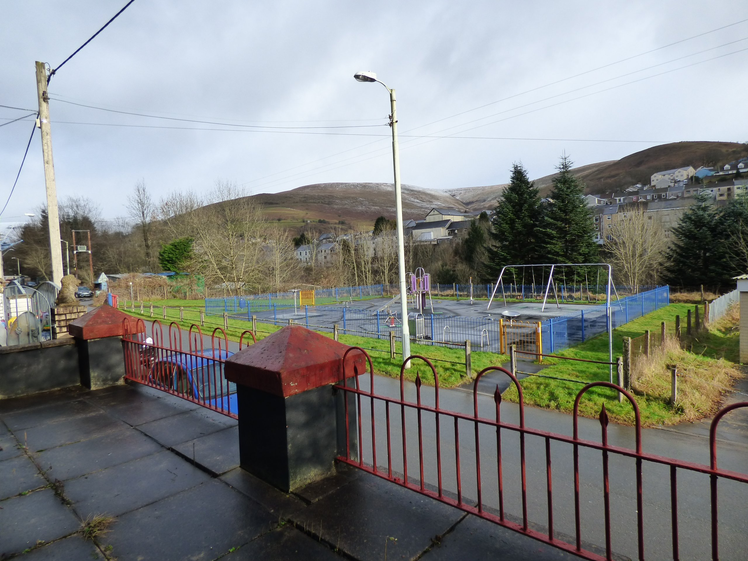 Wisemove. Property for sale. Bridgend Road, Pontycymer. Front of property
