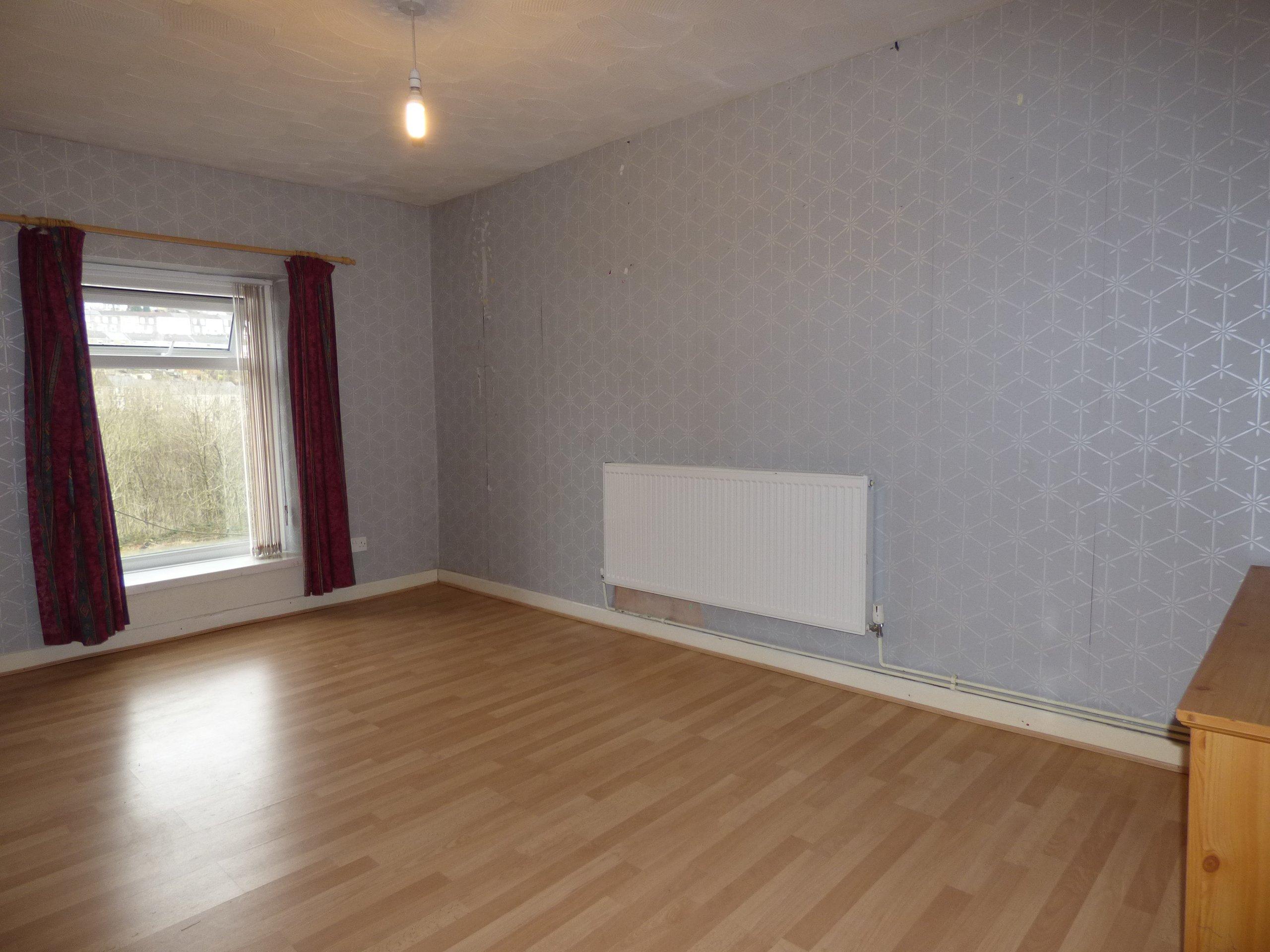 Wisemove. Property for sale. Bridgend Road, Pontycymer. Bedroom