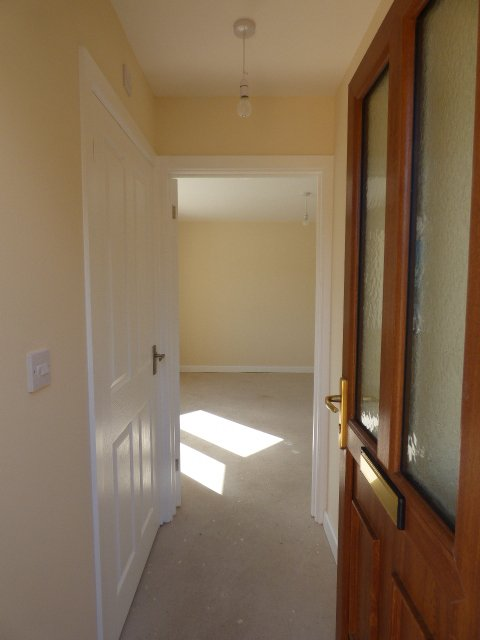 Wisemove. Property for sale. Bryn Road, Ogmore. Entrance